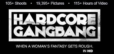 Up to 85% off Hardcore Gangbang Discount